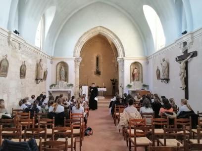Semaine Sainte – Le mot de l'aumônier