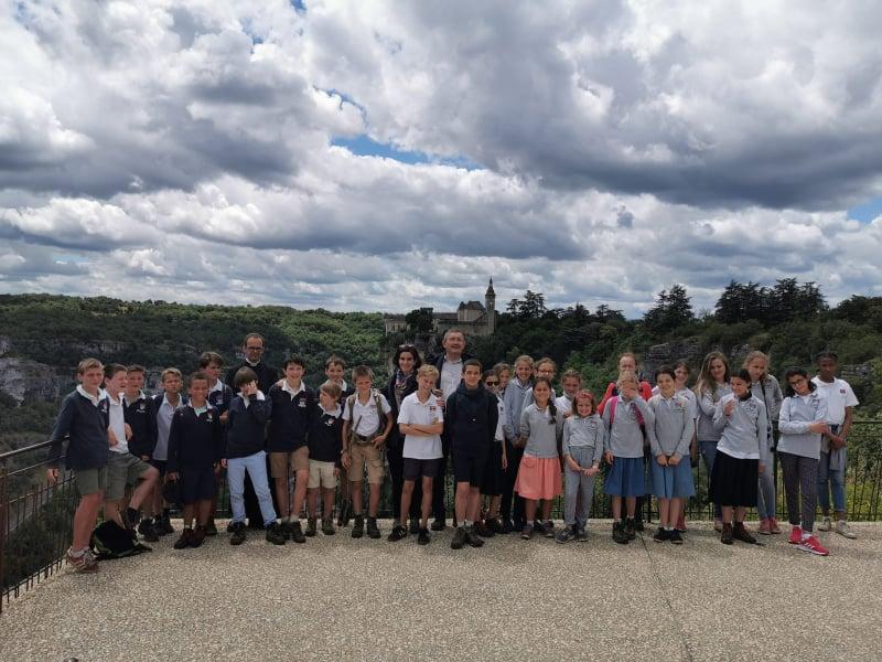 Pèlerinage des 6èmes à Rocamadour
